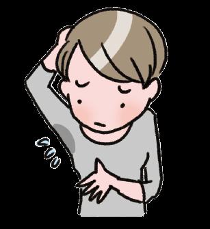 ホルモンバランスの乱れによる多汗症